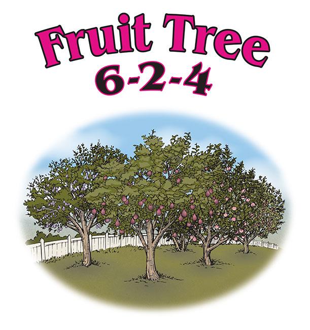 Fruit Tree 6 2 4 Down To Earth Fertilizer